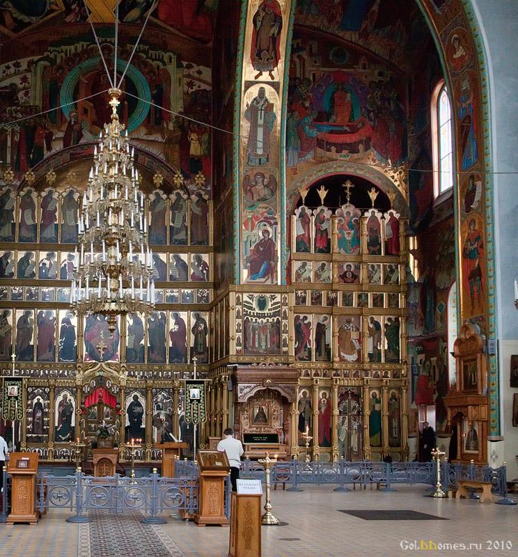 Введенский женский монастырь (г. Иваново, Иваново-Вознесенская епархия)
